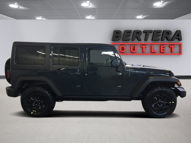 New 2018 Jeep Wrangler Jk Unlimited S Wheeler