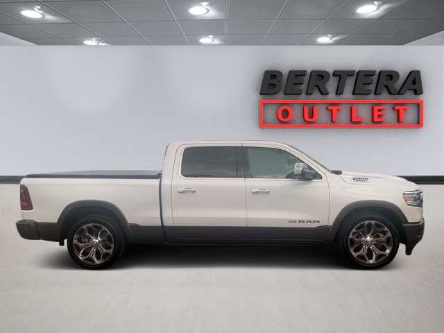 New 2020 RAM All-New 1500 Laramie Longhorn