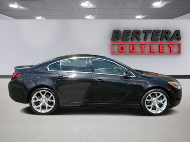 Pre-Owned 2015 Buick Regal GS